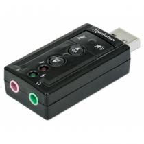 Manhattan 152341 Audiokarte 7.1 Kanäle USB