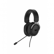 ASUS TUF Gaming H3 Kopfhörer Kopfband Schwarz, Grau