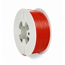 Verbatim 55053 3D-Druckmaterial Polyethylenterephthalatglycol (PETG) Rot 1 kg