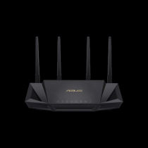 ASUS RT-AX58U WLAN-Router Dual-Band (2,4 GHz/5 GHz) Gigabit Ethernet
