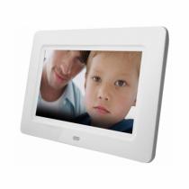 Braun Base DigiFrame 7060 Digitaler Bilderrahmen 17,8 cm (7 Zoll) Weiß