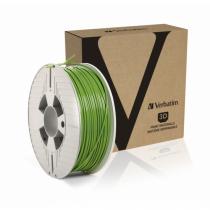 Verbatim 55334 3D-Druckmaterial Polyacticsäure (PLA) Grün 1 kg