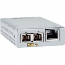 Allied Telesis AT-MMC2000/SC-960 Netzwerk Medienkonverter 1000 Mbit/s 850 nm Multi-Modus Grau