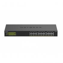 Netgear GS324PP Unmanaged Gigabit Ethernet (10/100/1000) Schwarz Power over Ethernet (PoE)