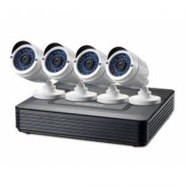 LevelOne DSK-8001 Videoüberwachungskit Verkabelt 4 Kanäle