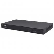 Intellinet 561471 Netzwerk-Switch Gigabit Ethernet (10/100/1000) Schwarz