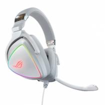 ASUS ROG Delta White Edition Kopfhörer Kopfband Weiß