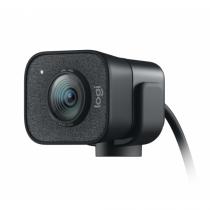 Logitech StreamCam Webcam 1920 x 1080 Pixel USB 3.2 Gen 1 (3.1 Gen 1) Schwarz