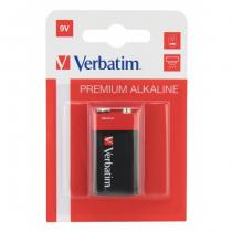 Verbatim 9V-Alkalibatterien