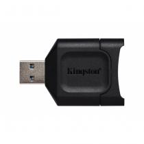 Kingston Technology MobileLite Plus Kartenleser Schwarz USB 3.2 Gen 1 (3.1 Gen 1) Type-A