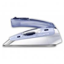 Rowenta First Class Dampfbügeleisen Microsteam 200 Grundplatte Blau, Weiß 1000 W