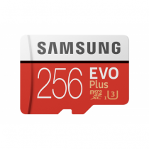 Samsung MB-MC256H Speicherkarte 256 GB MicroSDXC Klasse 10 UHS-I