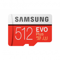 Samsung MB-MC512H Speicherkarte 512 GB MicroSDXC Klasse 10 UHS-I