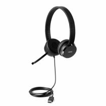 Lenovo 4XD0X88524 Kopfhörer & Headset Kopfband Schwarz
