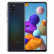 Samsung Galaxy A21s SM-A217F 16,5 cm (6.5 Zoll) 3 GB 32 GB Dual-SIM 4G USB Typ-C Schwarz Android 10.0 5000 mAh