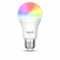 AVM FRITZ!DECT 500 Intelligente Glühbirne Silber, Transparent, Weiß