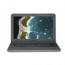 ASUS Chromebook C202XA-GJ0064 LPDDR3-SDRAM 29,5 cm (11.6 Zoll) 1366 x 768 Pixel MediaTek 4 GB 32 GB eMCP Wi-Fi 5 (802.11ac) Chrome OS Grau