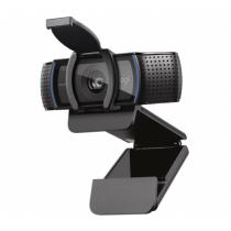Logitech C920e Webcam 1920 x 1080 Pixel USB 3.2 Gen 1 (3.1 Gen 1) Schwarz