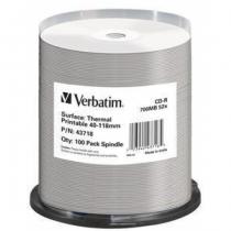 Verbatim 43718 CD-Rohling CD-R 700 MB 100 Stück(e)