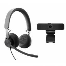 Logitech Wired Personal Video Collaboration Videokonferenzsystem Persönliches Videokonferenzsystem 1 Person(en) 3 MP