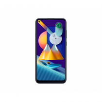 Samsung Galaxy M11 SM-M115F 16,3 cm (6.4 Zoll) Dual-SIM 4G USB Typ-C 3 GB 32 GB 5000 mAh Schwarz