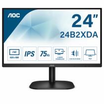 AOC Basic-line 24B2XDAM LED display 60,5 cm (23.8 Zoll) 1920 x 1080 Pixel Full HD Schwarz