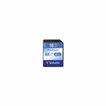 Verbatim Premium Speicherkarte 16 GB SDHC Klasse 10