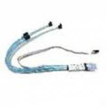 Supermicro CBL-0288L Serial Attached SCSI (SAS)-Kabel 0,7 m