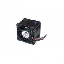 Supermicro PWM Fan Computergehäuse Ventilator 4 cm Schwarz