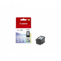 Canon CL-511 Colour Original Cyan, Magenta, Gelb 1 Stück(e)